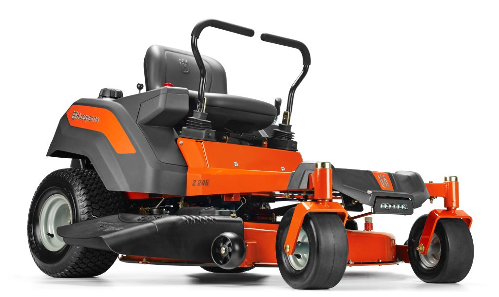 Husqvarna Z246i zero turn mower